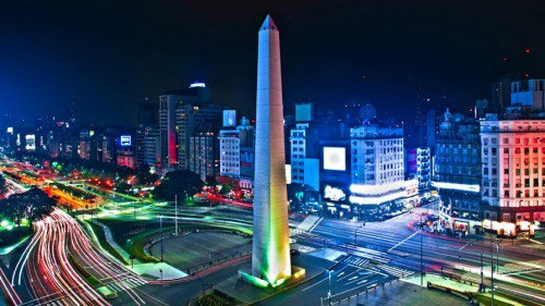 Buenos Aires City of Art